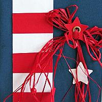 American Patriotic Card for Independence Day