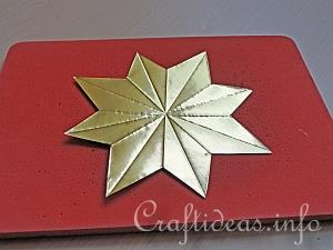 3-D Eight Pointed Star Tutorial 6