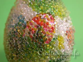 Beaded Easter Egg 375