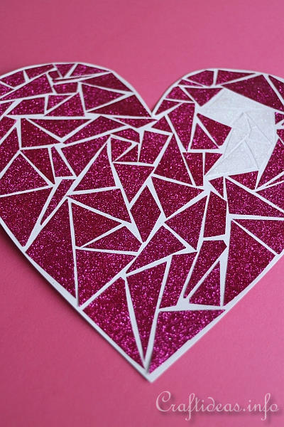 Easy Valentine Craft For Kids