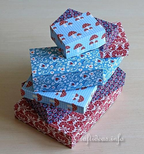 Easy to Make Gift Boxes 2