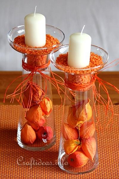 Fall or Autumn Decoration For the Home 1