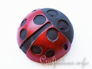 Painting the Lady Bug