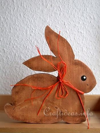 Easter wood crafts with free patterns scrollsaw project for Craft ideas from wood