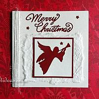 Angel Christmas Card