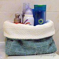 Bathroom Utility Basket 2