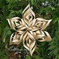 Christmas Star Window Decoration
