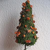 Christmas Tree Topiary