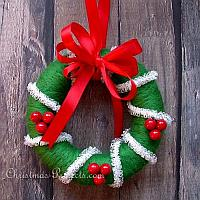 200 Christmas Wreath