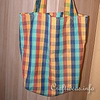 Dishtowel Shopping Bag
