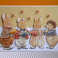 Easter Card - Foxwood Tales Card