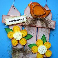 Free Scroll Saw And Wood Crafts For Spring And Easter 1
