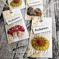 Gift Tags for Autumn
