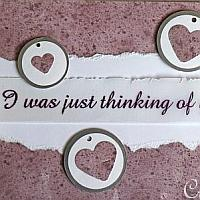 Just Thinking About You Card