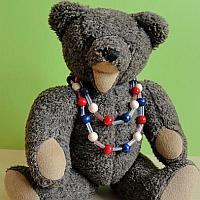Patriotic Necklace for Kids