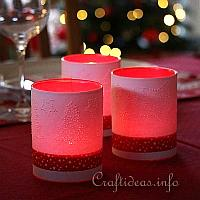 Pricked Paper Table Luminaries