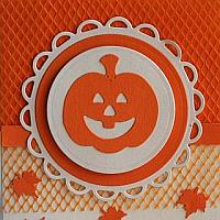 Pumpkins Invitation Card