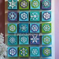 Snowflakes Advent Calendar