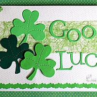 St. Patrick's Day Card - Good Luck