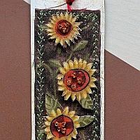 Sunflowers GiftTag