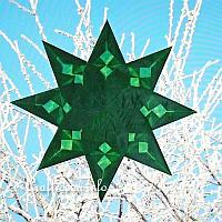 Transparent Star 5