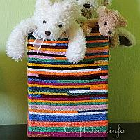 Upcycled Toybox
