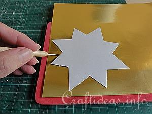 3-D Eight Pointed Star Tutorial 2
