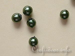 4mm Glass Beads