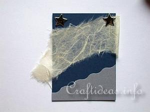 ATC #2 Blue Travel Card 2