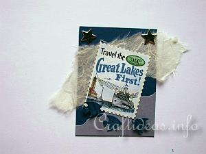 ATC #2 Blue Travel Card 3