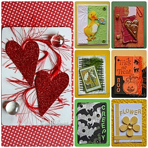 Artist Trading Card Crafts