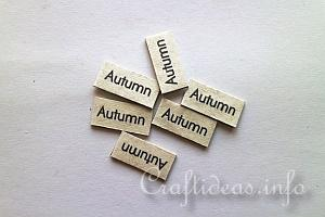 Autumn Gift Tags Tutorial 4