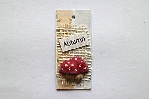 Autumn Gift Tags Tutorial 5