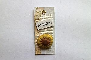 Autumn Gift Tags Tutorial 6