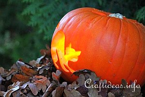 Autumn Season - Fall Pumpkin Crafts