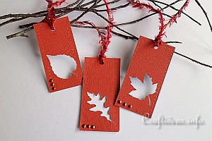 Autumn Season - Fall and Halloween Paper Crafts