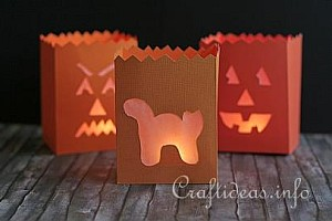 Autumn Season - Halloween Crafts
