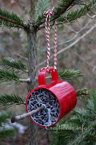 Winter Crafts Nature Crafts Winter Bird Food Cakes