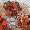 Basic Craft for Fall - Potpourri Door Wreath 100N