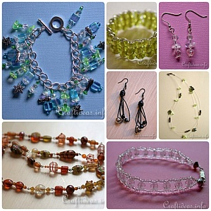 Beading and Jewelry Crafts
