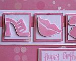 Birthday Card for Teen Girls - Pink Dreams