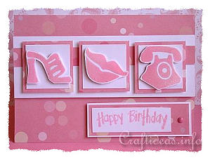 Card for teen girls pink dreams birthday card for teen girls pink dreams bookmarktalkfo