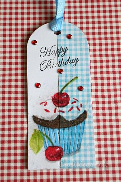Birthday Tag Set 2