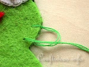 Blanket Stitch Tutorial 4