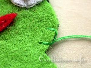 Blanket Stitch Tutorial 5