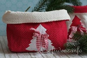 Christmas Crafts and Projects - Christmas Textile and Sewing Crafts
