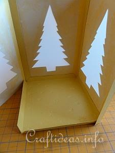 Christmas Lantern Tutorial 10