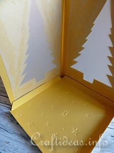 Christmas Lantern Tutorial 7