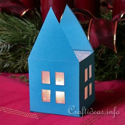 Craft Ideas To Make A House