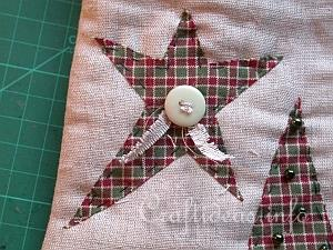 Christmas Stocking Tutorial 10